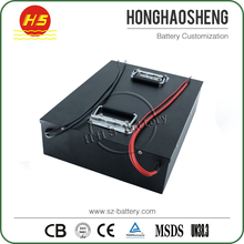 Factory price customized li ion energy stotage 24v 600ah battery pack