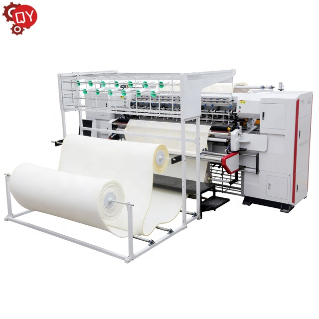 2019 Hot-selling Keten Stitch Multi Naald Matras Grens Quilten Machine China