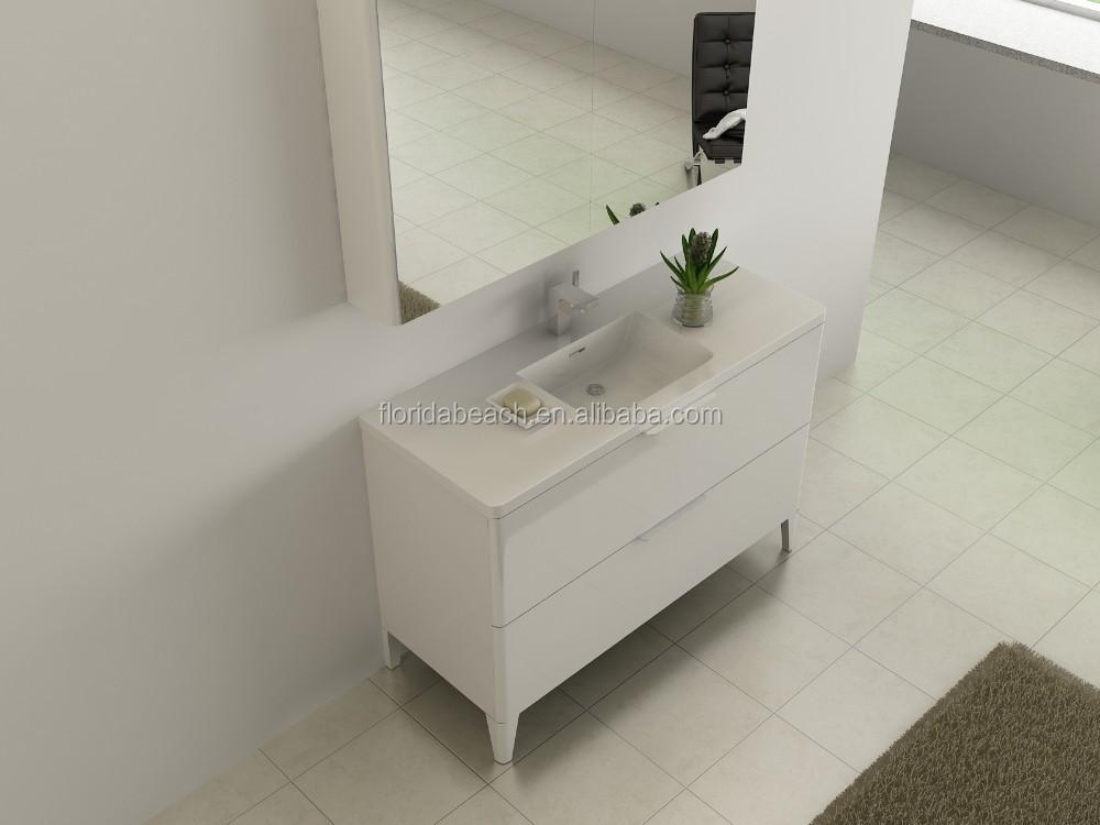 Chinese stijl houten badkamer meubels set badkamer wastafelmeubel