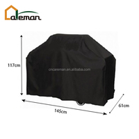 Outdoor BBQ Grill Covers Gas Heavy Duty for Home Patio Garden Storage Waterproof Barbecue Grill Cover BBQ Accessories
