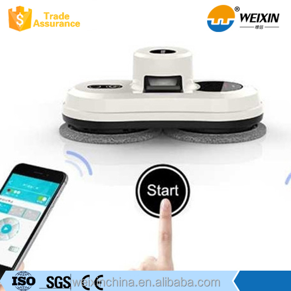 Wet And Dry Vacuum Cleaner Window Washing Robot Floor Cleaning Robot