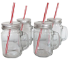 Vintage mason jar Glass jars Cool Water bottle 500ml drinkware Zakka Mug cups Party supplies