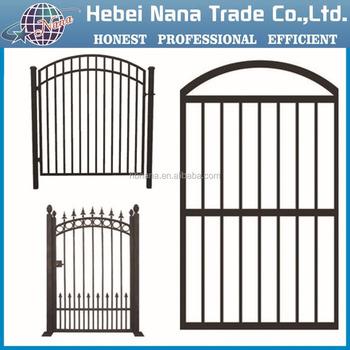 Steel Pipe Gate Design,Steel Tubular Gate,Steel Gate Design