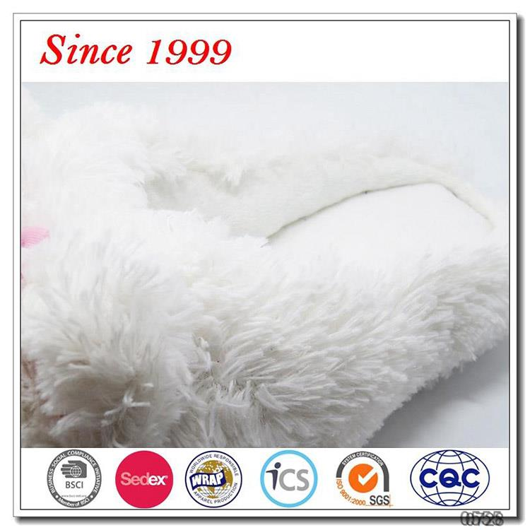 Warm cozy lovely cat home slippers for women