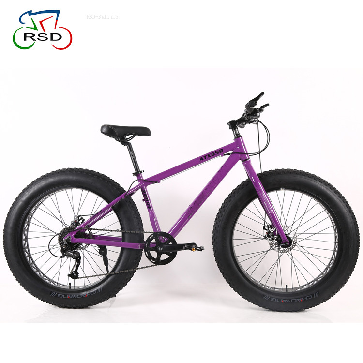 4.0 fat bikes tire 18 speed gears sea bike aluminum frame full suspension fat tires bicycle/20 inch snow bike