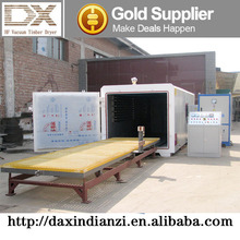 Timber Treatment Plant/Vacuum Drying Plant from DX/ High Frequency Woodworking Machinery