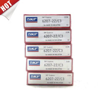 SKF bearing list Deep groove ball bearing 6207-2Z/C3 Bearing