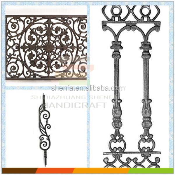 Outdoor Wrought Iron Balusters Metal Baluster For Sale Buy Outdoor