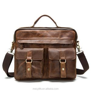 Crazy Horse Leather Bag c2e97105a5f76