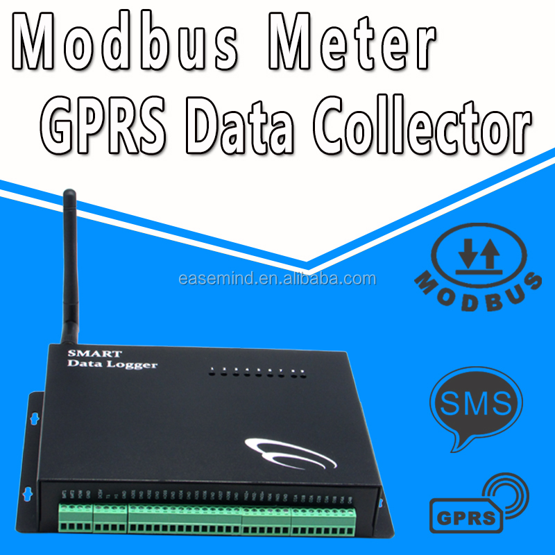 Modbus Meter GPRS Data Collector weather station data logger flowmeter weather monitoring equipment