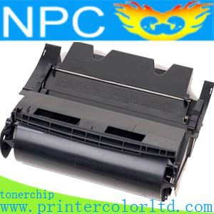 cartridge for LEXMARK black toner cartridge C534 DN OEM cartridge