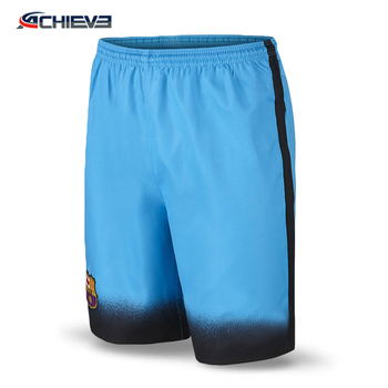Passion design polyester durable football shorts
