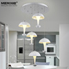 LED Interior Lighting Fixtures Ceiling Pendant Lamps with Shades MD81503-L5