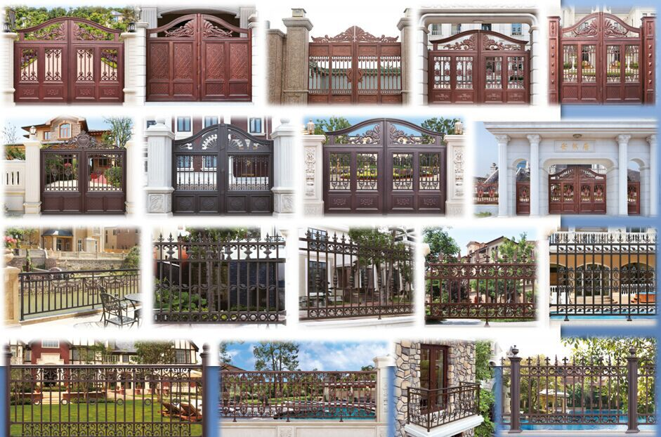 Gallery For Latest Main Gate Designs For House