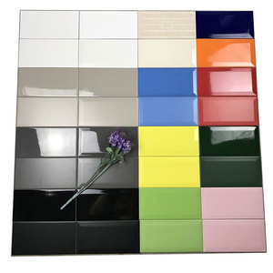 100*200 ceramic tile for wall use in interior bathroom kitchen