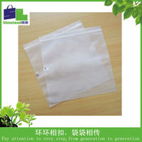 trasparent pvc plastic bag with eyelets /guangzhou manufacturer printed cheap pvc plastic bag /custom printed ziplock bags/