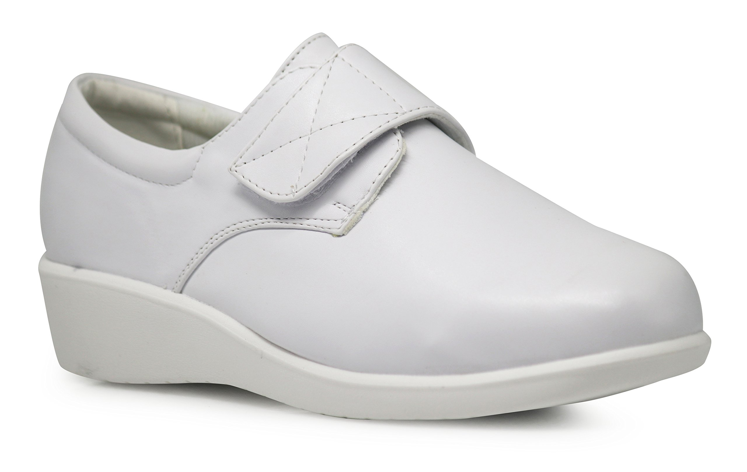 ANNO Medical Clogs Nurse Shoes with Strap ANE1301