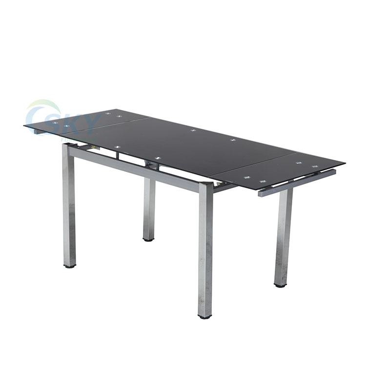 Folding Glass Table, Folding Glass Table Suppliers And Manufacturers At  Alibaba.com