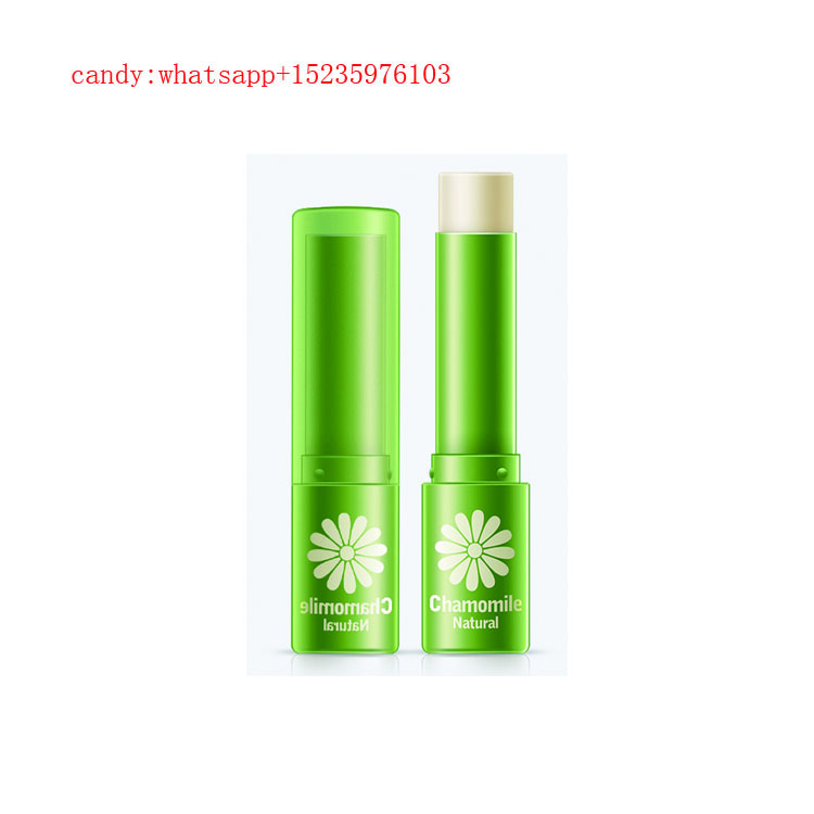OEM and ODM private label aloe vera and honey  moisturize smooth lip balm