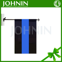 High Quality Plastic Pole Mounted on Customized the Wall Flag