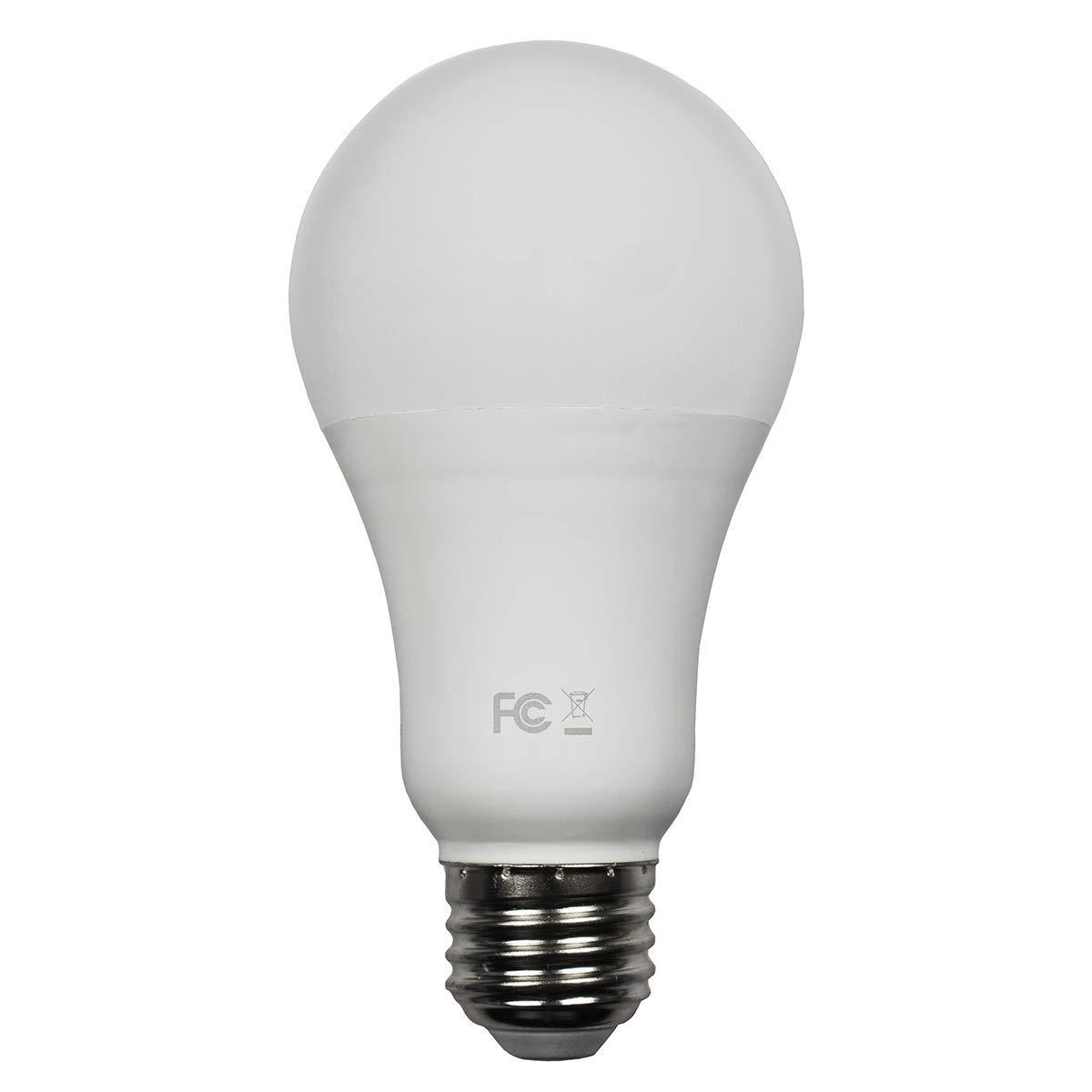 LED-A21OM-UV-5K Pure-White 120-277V - Volts: 120-277V, Watts: 13W, Type: LED A21