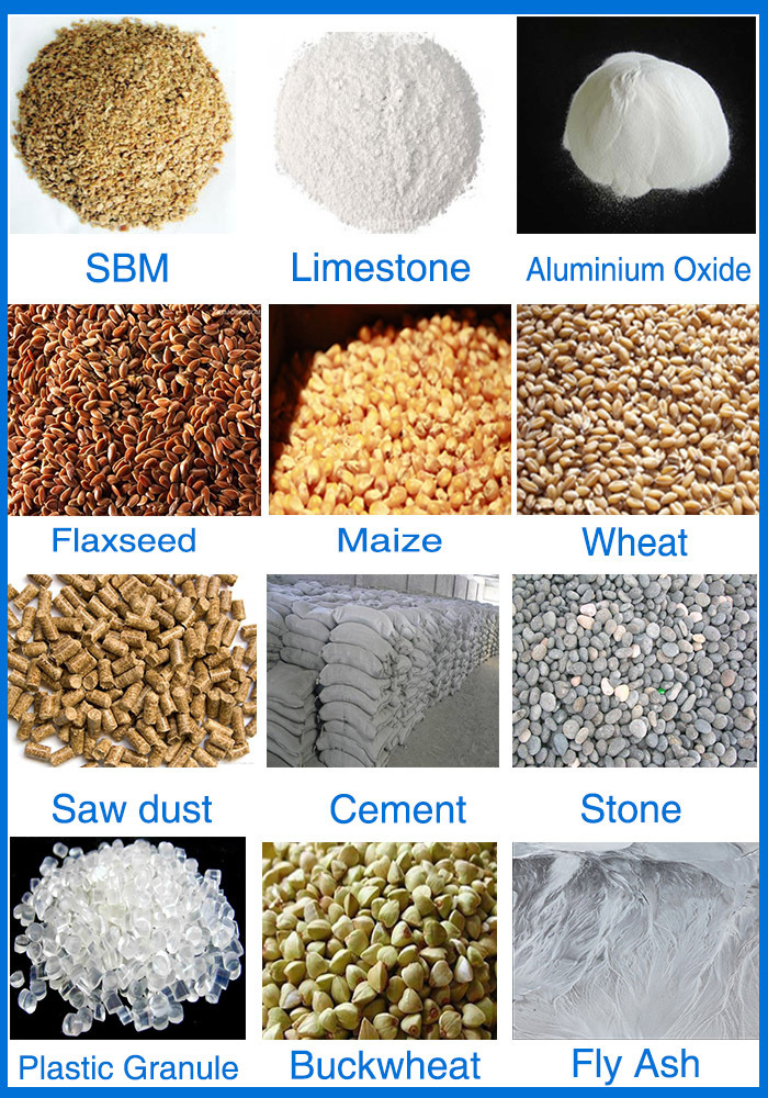 China Popular Wheat Storage Silo for Cereals