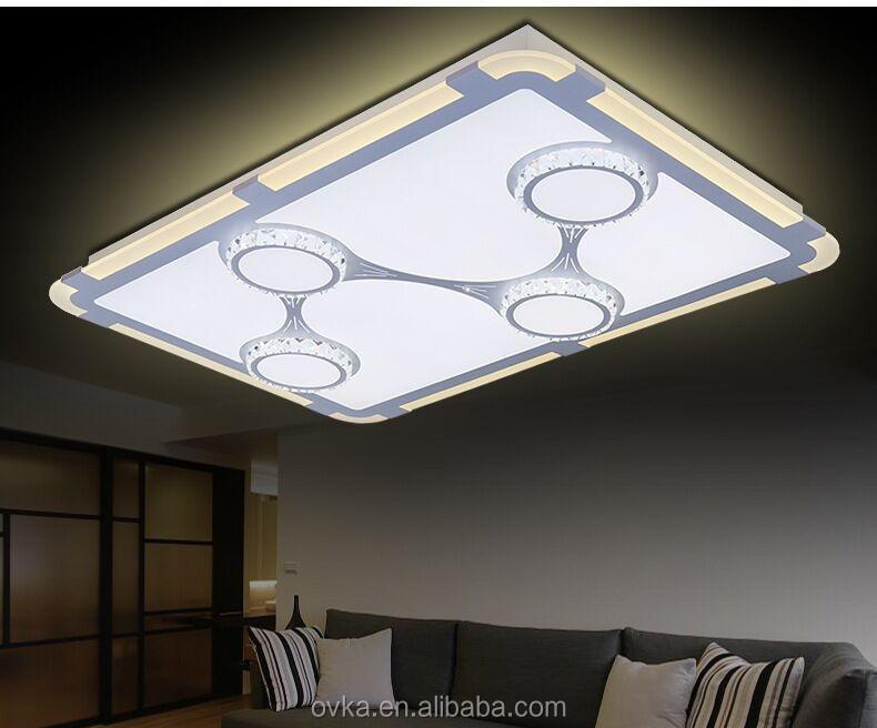 Led Plafondlamp Slaapkamer : Atmosferische woonkamer led plafondlamp slaapkamer licht emitting