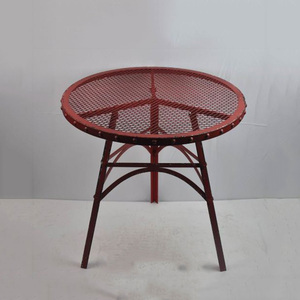 Wire Frame Coffee Table.Round Wire Frame Coffee Table