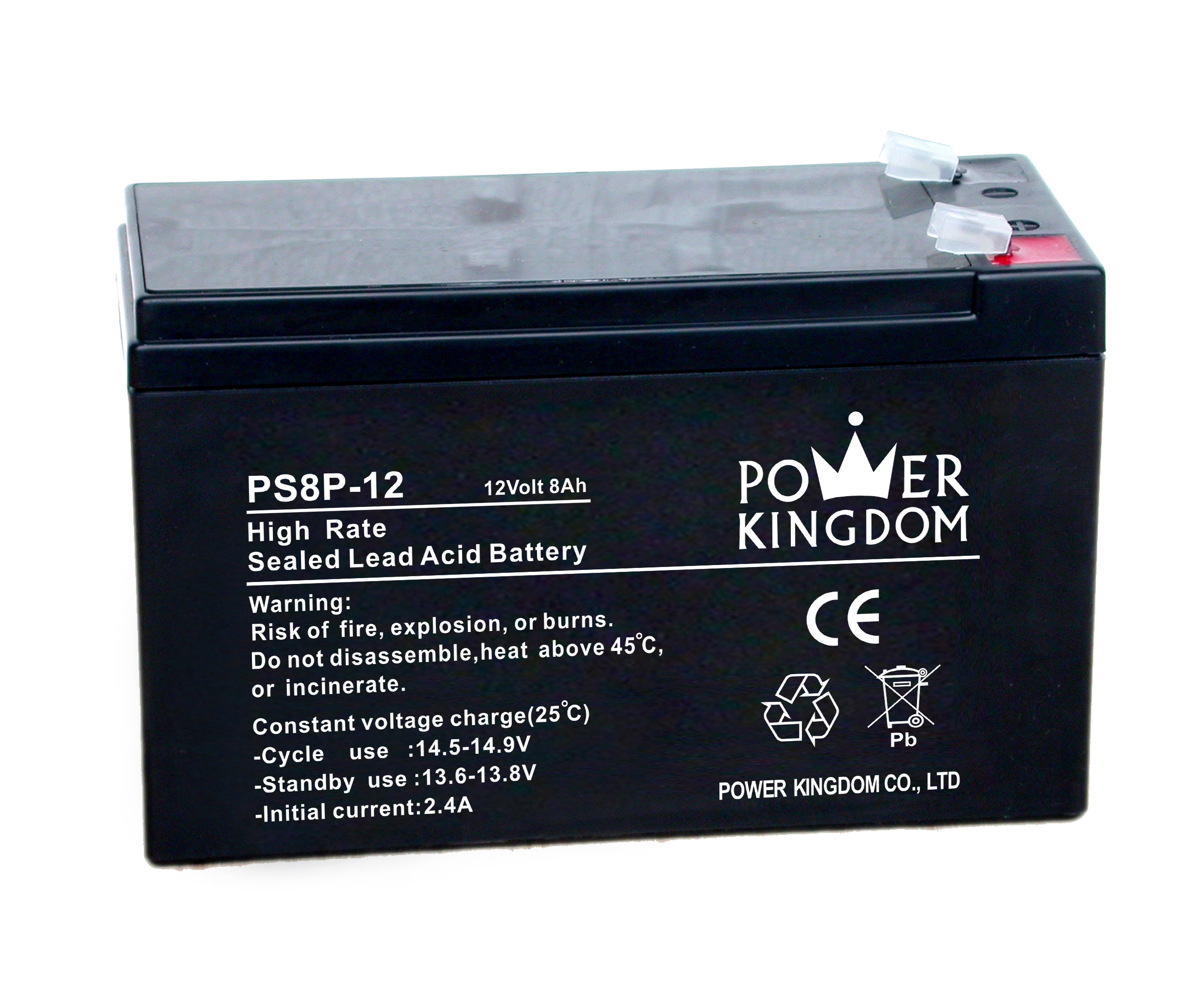 Power Kingdom agm batteries for solar for business electric toys