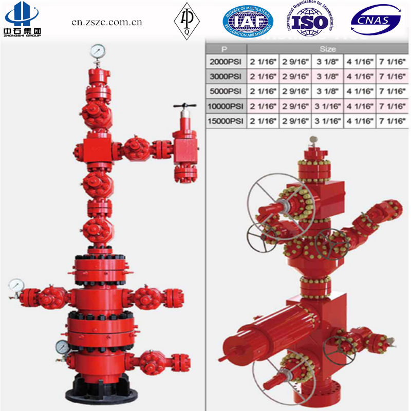Wellhead Christmas Tree Diagram: Api 6a Wellhead & Christmas Tree For Oil And Gas Well,Oil