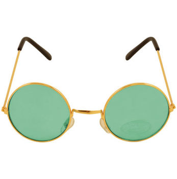dafb18a0a8 John Lennon gafas de sol redondas Ozzy Osbourne Hippy 70's 80's disfraces  GlassesAW0560