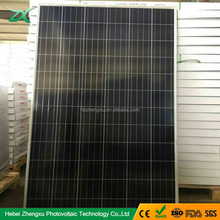 zhengxu monocrystalline solar panel cells 300w 330w china factory direct sale