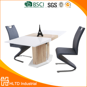 Panel Wood Style and Commercial Furniture General Use Ergonomic Office Table