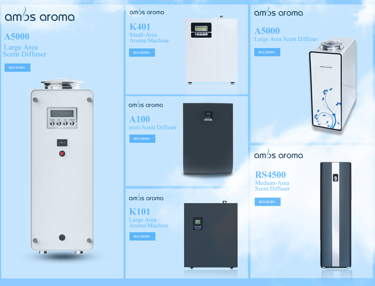 Guangzhou Aroma Technology Co Ltd Aroma Diffusers