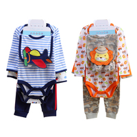 Hot sale infant clothing set girl baby clothes boy new born baby clothes