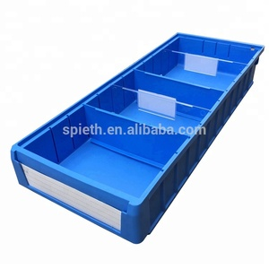 5 compartments 4 dividers plastic compartment trays serving trays storage boxes bins