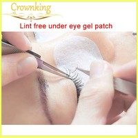 Wholesale anti wrinkle under eye gel patch eye pads for eyelash extension