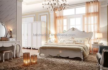 2017 New Design Modern Classic European Style Bedroom Sets - Buy ...