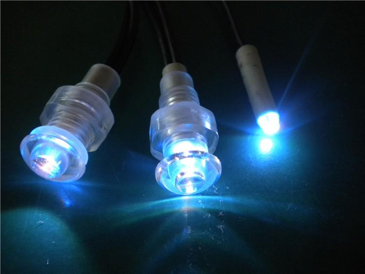 Set Of 20 Rgb White Led Light For Steam Shower Room Waterproof