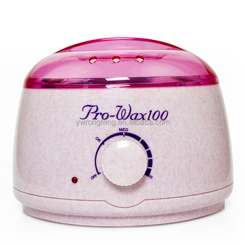 Whosale Warmer Paraffin Wax Heaters Professional Mini SPA Hands Feet Paraffin Wax Depilatory Machine PRO WAX100