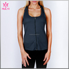 100 Polyester Women Dry Fit Ladies Tank Tops New Design With Hats And Zip Hoodies Sleeveless Sports Wear Wholesale