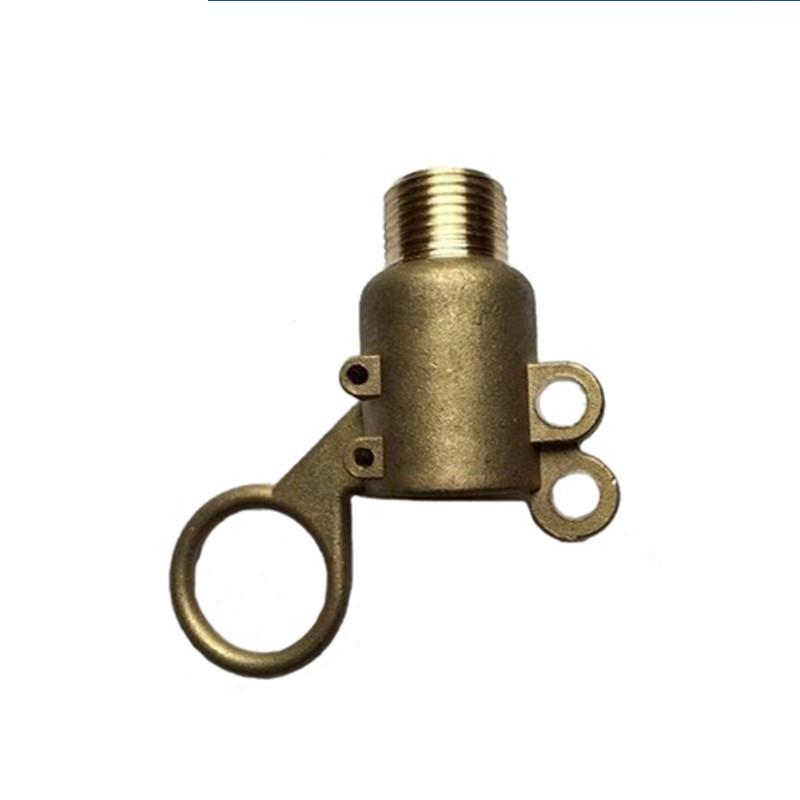 Copper investment casting