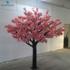 Party Party Decoration Artificial Cherry Blossom Silk Flower Tree Bridal Wedding Party Room Decor