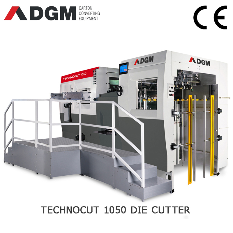 Automatic Used Die Cutting and Creasing MachineTechnocut1050