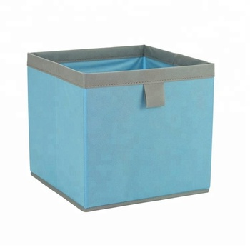 Mult Function Cheap Collapsible Storage Bins Organization Box Fabric Cube