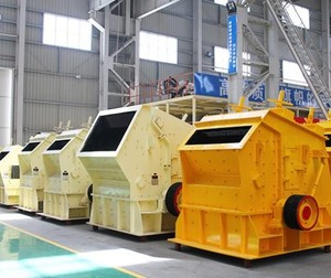 Double Rotor Caterpilae Cancia Vertical Shaft Impact Crusher