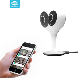 Korea Wireless WIFI Remote Control CCTV IP Security Camera Supports Tuya Smart Home System