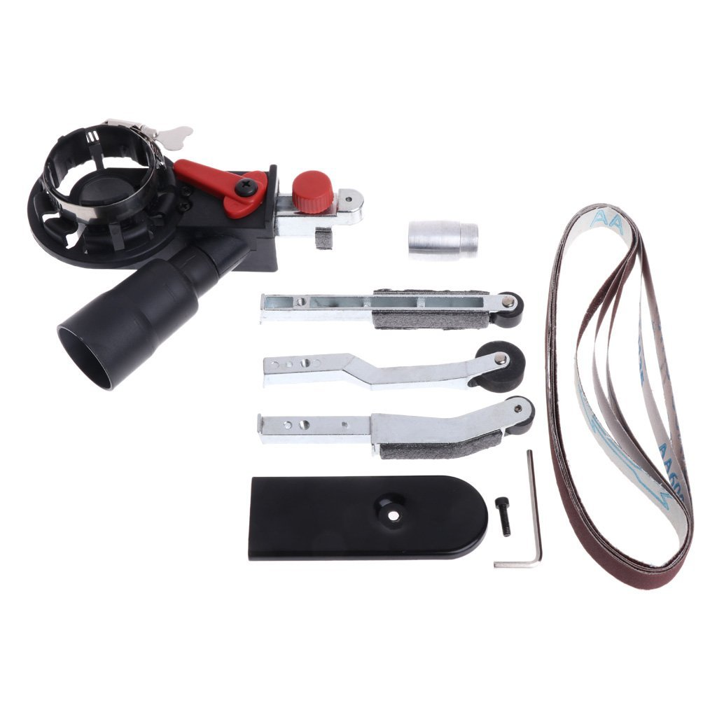 Roxx Pipe Sanding 150 Belt Polishing Machine Model 40A Stainless steel Sander