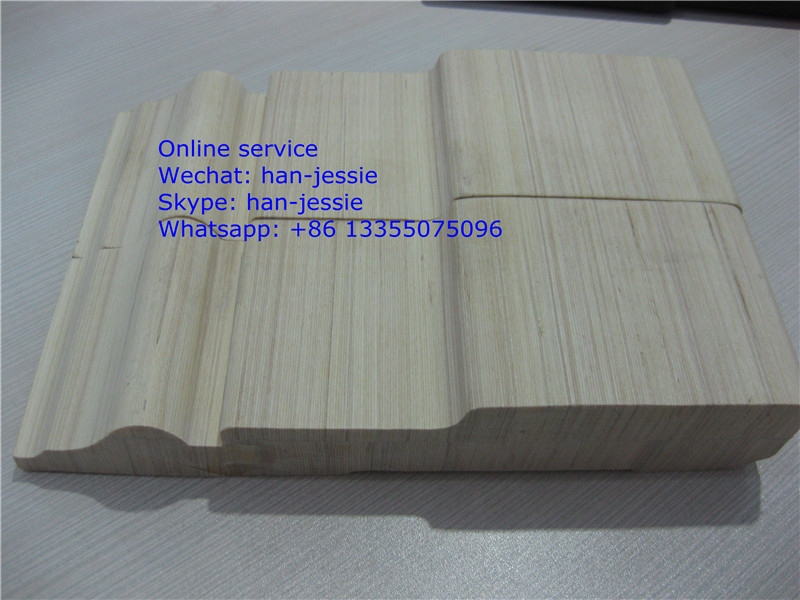 unpainted wood baseboard manufacturer