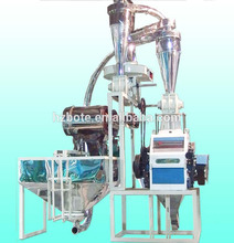 2017 hot sell auto small scale maize milling machine Sold On Alibaba
